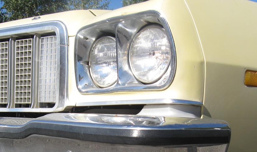 Klasyczne samochody amerykańskie miały bardzo pojemne i paliwożerne silniki